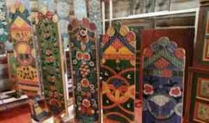 В Кенозерье появится новый музей, посвящённый северной росписи
