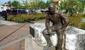 Власти Поморья заявили о готовности забрать памятник Баранову из Аляски