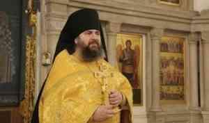 Игумен Феодосий (Нестеров): Сийская обитель не закрыта, но паломники должны быть в масках и перчатках