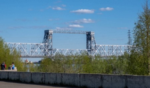 Внимание! Утром 7 июля Северодвинский мост закрывается на ремонт!