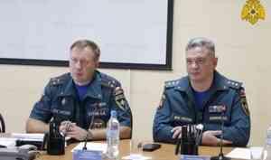 В МЧС России по Владимирской области представили нового начальника Главного управления