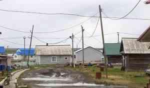 Вненецком посёлке Каратайка возведут сразу два социально значимых объекта