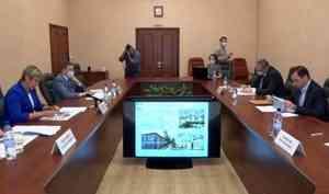 Александр Цыбульский провел встречу сглавой Каргопольского района