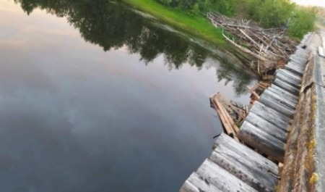В Плесецком районе при купании утонул 9-летний мальчик