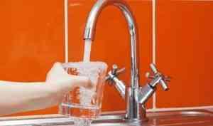7 июля десятки домов в Архангельске остались без водоснабжения