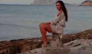 Новый клип Полины Крупчак «Море» набирает тысячи просмотров в соцсетях