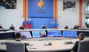 МЧС России готово обеспечивать мероприятия по развитию Арктических территорий и безопасному мореплаванию по Северному морскому пути