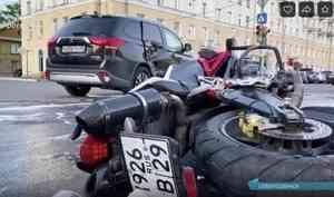 ВАрхангельской области засутки произошло два серьёзных ДТП сучастием мотоциклистов