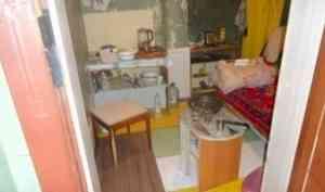 Бездомного жителя Вельска обвиняют в убийстве знакомого