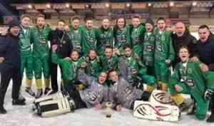 Русский хоккей в Поморье: поддержка юных талантов и строительство крытой ледовой арены