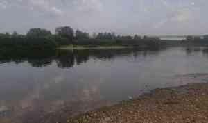 В Устьянах при купании утонул ребенок