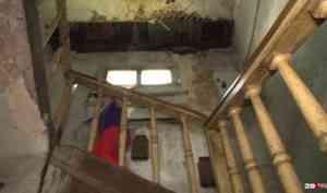 Цыбульский предложил выкупать аварийное жилье, чтобы северяне брали квартиры на вторичном рынке