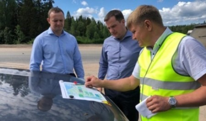 Дорога на Онегу: планы по капитальному ремонту скорректированы