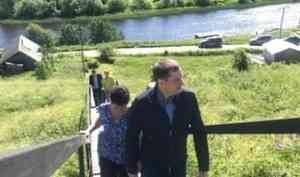 Онежская Кянда: инициативы ТОС - для развития территории