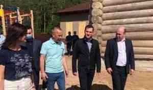 Развитие туризма в Онеге - забота резидентов ТОСЭР