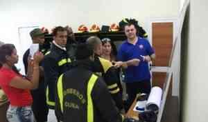 Региональному российско-кубинскому центру подготовки спасателей исполняется 6 лет