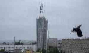 12июля вАрхангельске будет пасмурно и дождливо