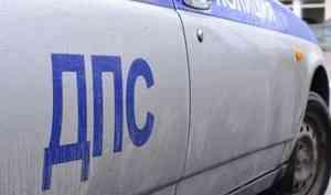 В ДТП под Северодвинском погибли двое человек: оба — водители столкнувшихся иномарок