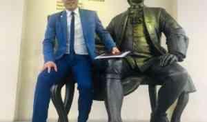 Муминжон Ёкубжанов: САФУ даёт возможность проявить себя не только в науке, но и в творчестве