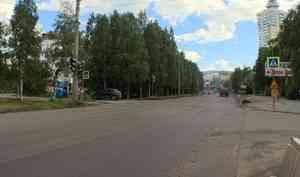 Почти намесяц вАрхангельске перекроют участок дороги попроспекту Обводный канал