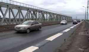 ВСеверодвинске врио губернатора региона оценил ход строительства нового Ягринского моста