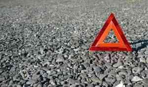 В Ленском районе в ДТП пострадала шестилетняя девочка