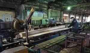 В колонии Коношского района появились новые деревообрабатывающие станки