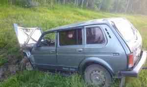 Два пьяных водителя устроили ДТП в Архангельской области