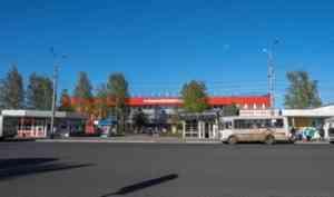 На привокзальной площади Архангельска в ближайшее время начнётся благоустройство
