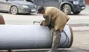 Отключение горячей воды в центре Архангельска и авиагородке переносится