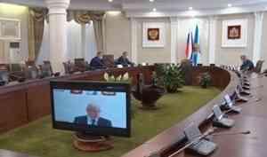 Усилить работу поподдержке проектов территорий опережающего развития поручил Александр Цыбульский