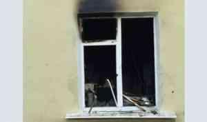 При пожаре в Коношском районе спасли десятилетнего ребенка