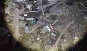 Архангелогородец убил бездомного в подъезде