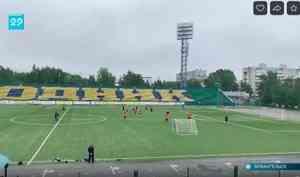 Архангельские футболисты возобновили тренировки