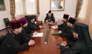 Митрополит Корнилий 14 июля провел совещание с духовенством