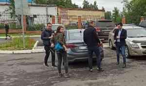 Алексея Навального не пускали на заседание по делу Руслана Шаведдинова