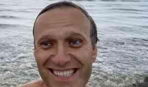 Алексей Навальный находится в Архангельской области