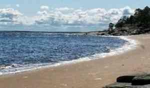 У берегов острова Кий спасли двоих байдарочников