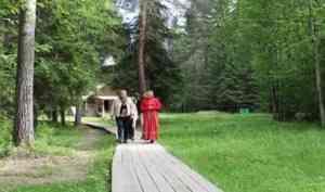 В музее «Малые Корелы» возобновляются экскурсии
