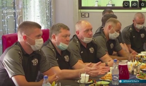 Архангельский «Водник» начал подготовку кновому сезону