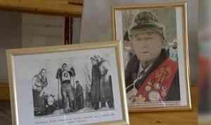 Сегодня 90 лет исполнилосьбы титулованному лыжнику ижителю Мезенского района— Владимиру Кузину