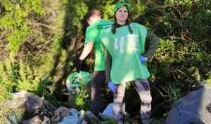 Более 500 человек приняли участие вгубернаторском проекте «Чистый регион»