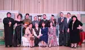 Народный театр из Каргополя получил национальный грант