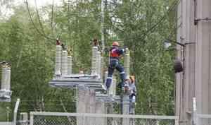 Десятки домов в Привокзальном микрорайоне Архангельска остались без света из-за аварии