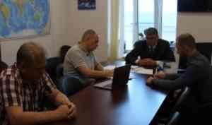 Представители САФУ продолжают работу по детализации программы развития судостроительного кластера