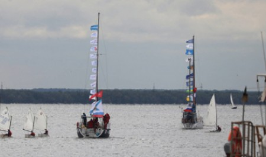 «Жемчужина» и «Сибирь»: две парусные яхты отправились из Архангельска в Арктику