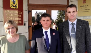 Мандрыкин заручился поддержкой депутатов-единороссов на выборах губернатора Поморья