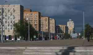 2 августа Архангельск ждёт осенняя погода