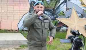 В День ВДВ в Архангельске рэпер-десантник выступит с онлайн-концертом