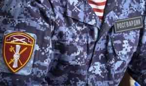 За неделю росгвардейцы Поморья проверили около 200 владельцев оружия и задержали 28 правонарушителей